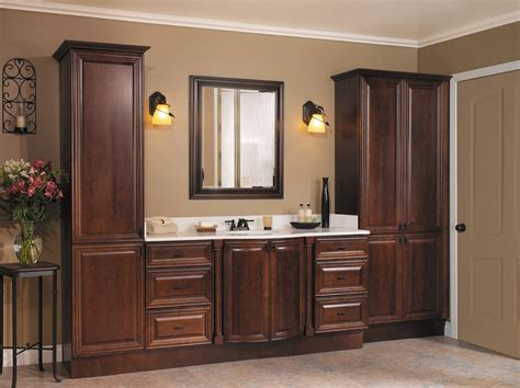 Bathroom Cabinets :  Need More Space To Put Bath