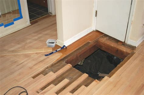 how to repair a floor how to fix holes in hardwood floors carpet vidalondon