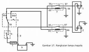 Sistem Penerangan Lampu Kepala Dan Lampu Senja  U2013 Andhy Moe