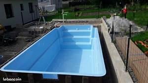 Piscine Semi Enterrée Coque : coque piscine occasion piscine hors sol semi enterr e pas ~ Melissatoandfro.com Idées de Décoration