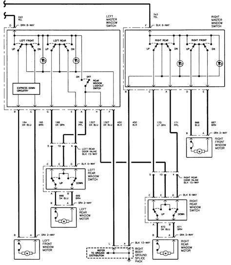 2003 Saturn L200 Wiring Diagram by Need Wiring Diagram For Saturn Lw2 Power Windows