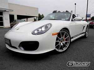 Sell Used 2011 Porsche Boxster Spyder Convertible 2
