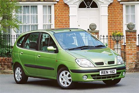 renault green renault scenic 1999 car review honest john