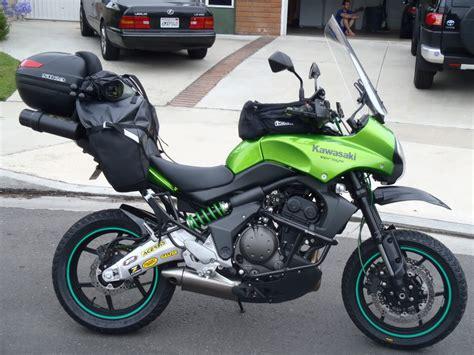 Kawasaki Versys 650 Image by Kawasaki Versys 650 Road Image 63