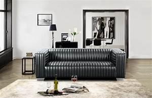 Kunstleder Sofa Schwarz : kasper wohndesign sofa kunstleder schwarz wheel otto ~ A.2002-acura-tl-radio.info Haus und Dekorationen