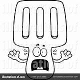 Spatula Clipart Illustration Cory Thoman Royalty Rf sketch template