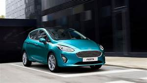 New Ford Fiesta 2017  U2013 See Our Exclusive Ford Fiesta Video
