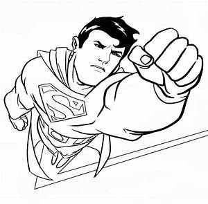 free coloring pages superman - printable superman coloring pages coloring sheet