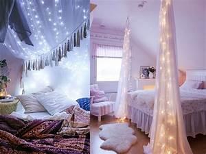 U2261, String, Lights, Diy, Decorating, Ideas, U300b, Her, Beauty