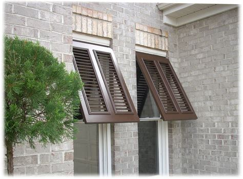 Exterior Design Bahama Shutters For Your Home Exterior