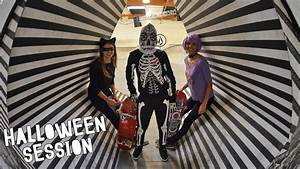 Halloween Session with Leticia Bufoni, Nora Vasconcellos ...