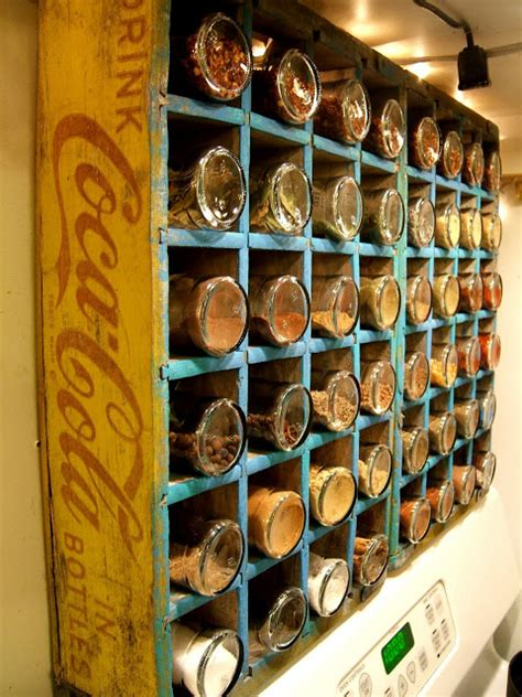 Creative Spice Rack by 20 Creative Kitchen Organization And Diy Storage Ideas