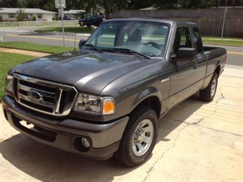 purchase   ford ranger xlt extended cab pickup