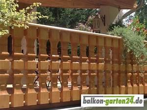 Balkongeländer Holz Einzelteile : holzbalkon salzburg 1 von balkon ~ A.2002-acura-tl-radio.info Haus und Dekorationen