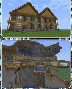 Cool, Minecraft, House, Designs, For, Android