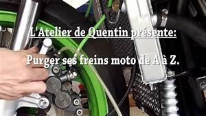 Comment Purger Des Freins : purger ses freins avant moto de a a z youtube ~ Medecine-chirurgie-esthetiques.com Avis de Voitures