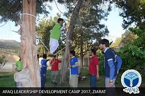 AFAQ Leadership Development Camp, Ziarat - AFAQ
