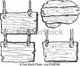 Plank Wooden Clipart Wood Grunge Vector Clip Background Isolated Artwork Drawing Line Drawings Graphics Illustration Graphic Clipground Canstockphoto Icon sketch template
