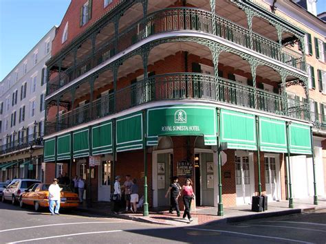 Hotels With Balconies New Orleans by New Orleans Hotels Bourbon Street And French Quarter