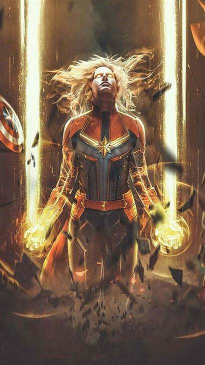 Powerful Marvel Captain Avenger Iphone Movies Wallpapers