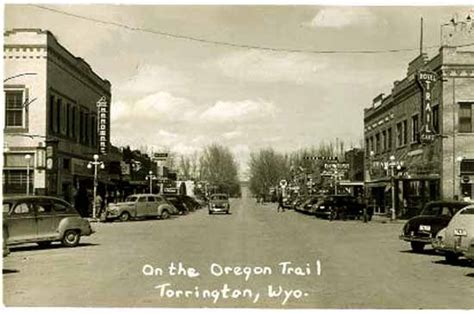 torrington wyoming tales  trails