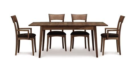 extension dining table extendable dining table the century house 4892