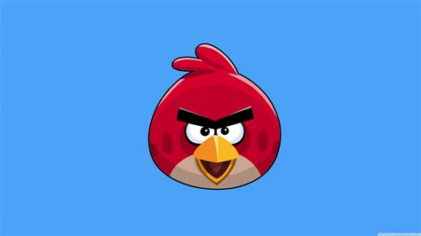 Angry Bid by Angry Birds Wallpapers Images Photos Pictures Backgrounds