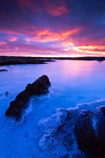 godan dag sunrise blue lagoon iceland flickr photo sharing