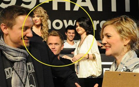 Awkward! Taylor Lautner Ran Into Ex-Girlfriends Taylor ...