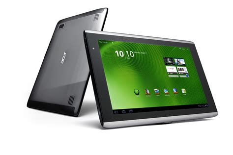 Acer Iconia Tab A501 Coming To At&t's Hspa+ Network