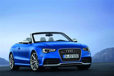Audi Convertible by New 2014 Audi Rs5 Convertible Closer Look