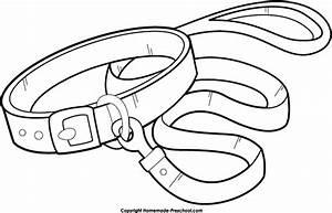 Clip Art Black Dog Collar Clipart