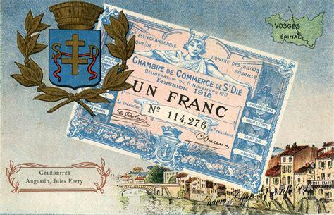 chambre du commerce epinal vosges cartes postales anciennes