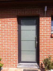 Porte D Entrée Vitrée Pvc : porte pvc vitr e valenciennes pro fen tre votre ~ Dailycaller-alerts.com Idées de Décoration
