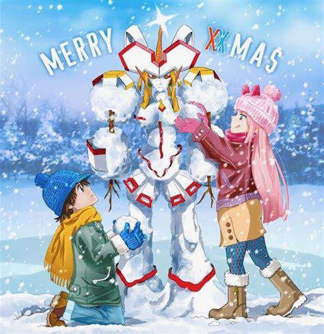Anime Pfp Christmas Zero Two Anime Wallpapers