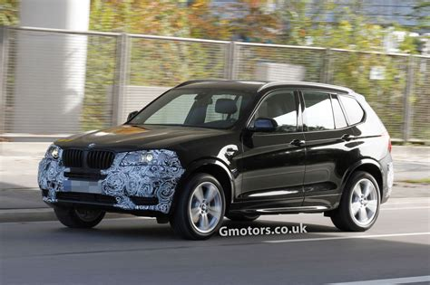 2018 Bmw X3 Facelift Spied For The First Time