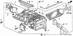 2002 Honda S2000 2 Door S2000 Ka 6mt Heater Unit