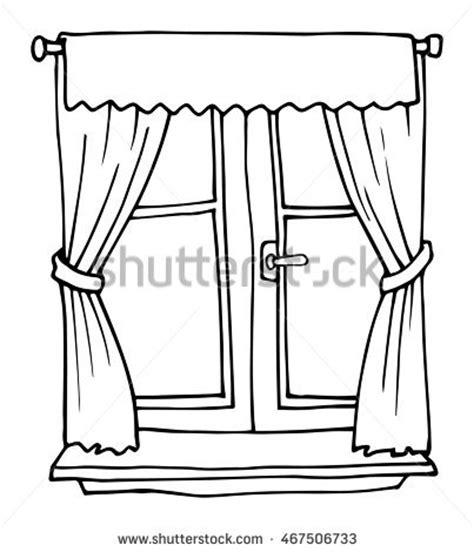 window clipart black  white  clipart station