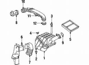 2000 Mercedes C230 Kompressor Engine Diagram