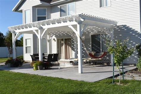 white pergola pictures 14 wonderfully white outdoor shade structures western timber frame