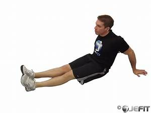 Seated Hamstring Stretch - Exercise Database | Jefit ...