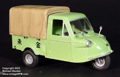 Vintagerpm » Blog Archive » 1/32 1957 Daihatsu Midget