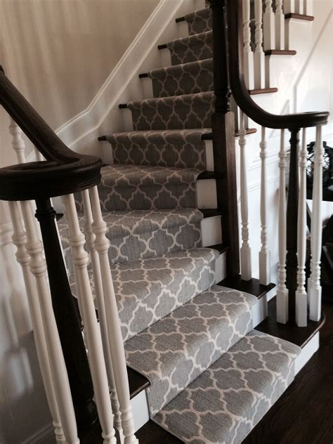stairs  carpet runner ideas  pinterest
