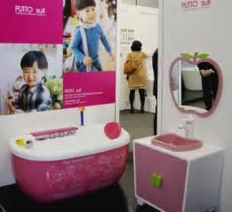rosa badezimmer new pink bathroom from interbath kidsomania
