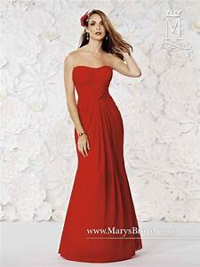 modern maids by marys bridal m1802 bridesmaid gown french With wedding dresses for maids