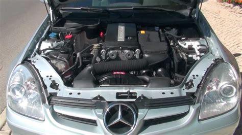 slk 200 r171 mercedes slk 200 kompressor engine r171 hd