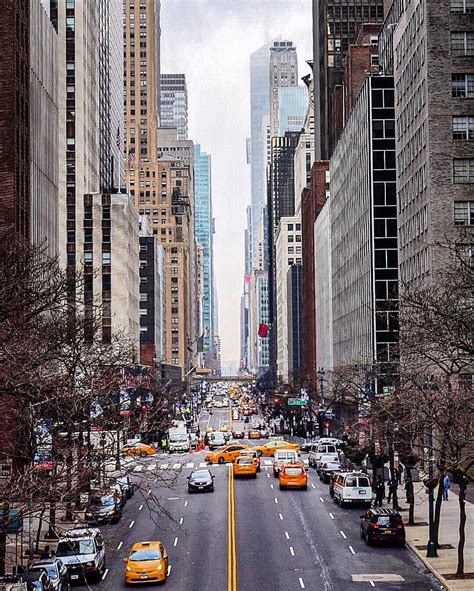 East 42nd Street New York City Places To Visit One Day