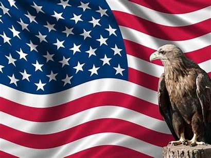 Flag American Eagle