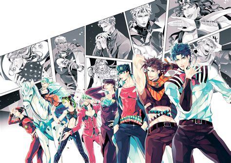 part 5 jojo anime release date jojo s adventure wallpapers taringa