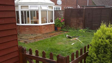 the patio westhton patio weston turville before and after ms